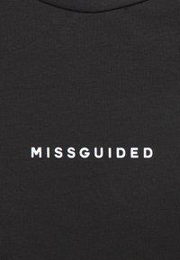 Missguided Maternity - MATERNITY - Pyjama set - black - 5