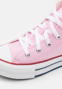 Converse - CHUCK TAYLOR ALL STAR EVA LIFT - High-top trainers - pink glaze/white - 5