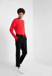 HUGO - SAN CLAUDIO - Pullover - red - 1