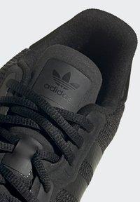 adidas Originals - ZX 1K BOOST SCHUH - Sneakers basse - black - 10