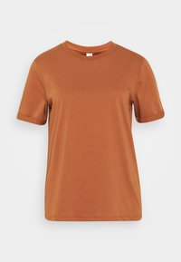 Camiseta básica - mocha bisque