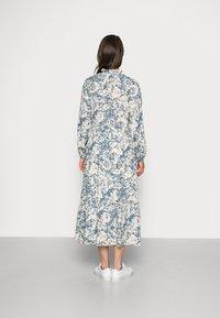 Rich & Royal - MIDI DRESS PRINTED - Day dress - parisian blue - 2