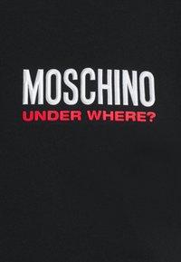Moschino Underwear - Pyžamový top - black - 2