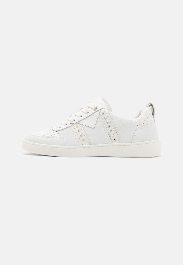 Sneakers laag - blanc