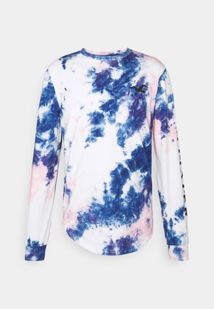 ICONIC - Long sleeved top - blue scrunch