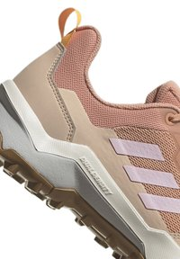 adidas Performance - TERREX AX4 - Hiking shoes - ambient blush/clear pink/ white - 7