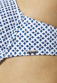 Triumph - MIX & MATCH - Bikinitopp - blue - 5