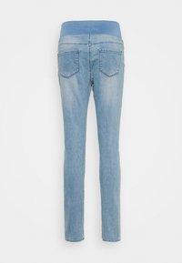 Freequent - SHANTAL - Džíny Slim Fit - light blue - 1