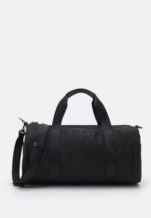 RECORD HOLDALL DUF UNISEX - Weekend bag - black