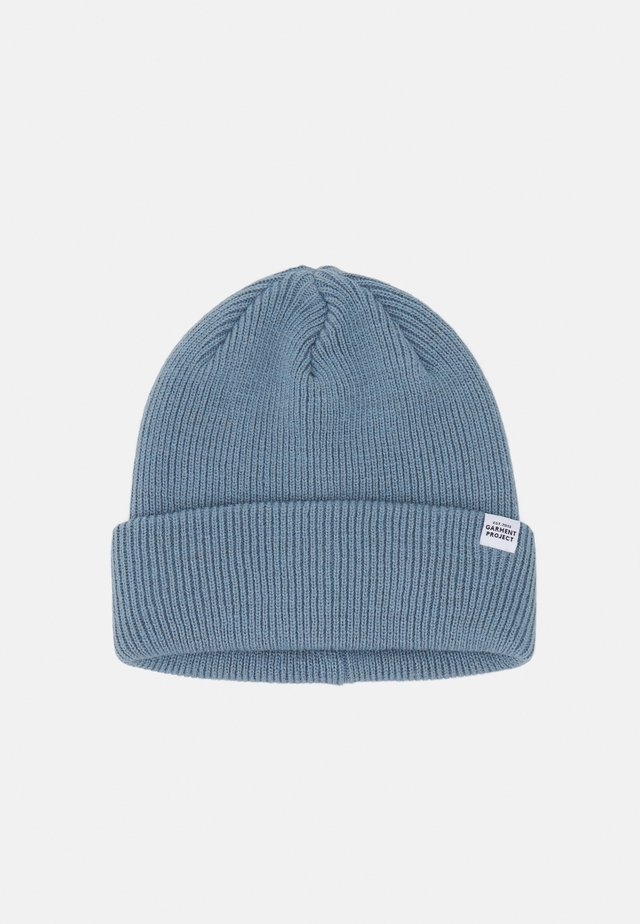 BEANIE UNISEX - Bonnet - dusty blue