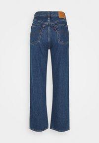 Levi's® - RIBCAGE STRAIGHT ANKLE - Jeansy Straight Leg - noe fog - 8