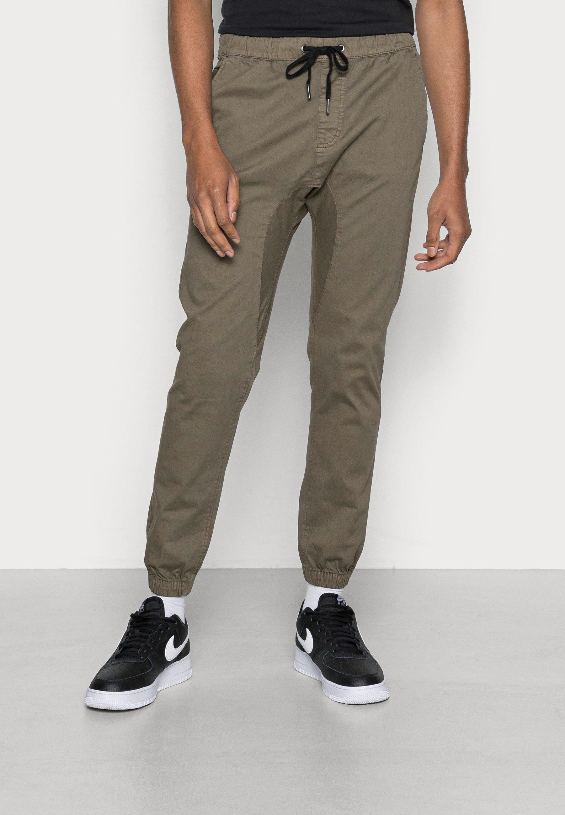 Uomo DRAKE CUFFED PANT - Pantaloni