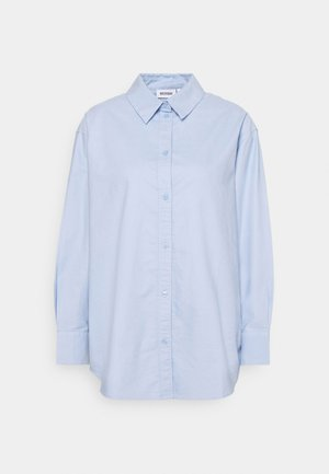 EDYN OXFORD - Button-down blouse - dusty blue