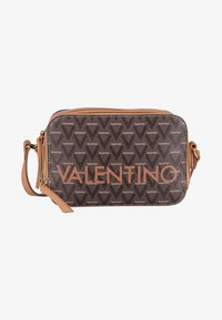 Valentino Bags - LIUTO - Across body bag - brown - 1