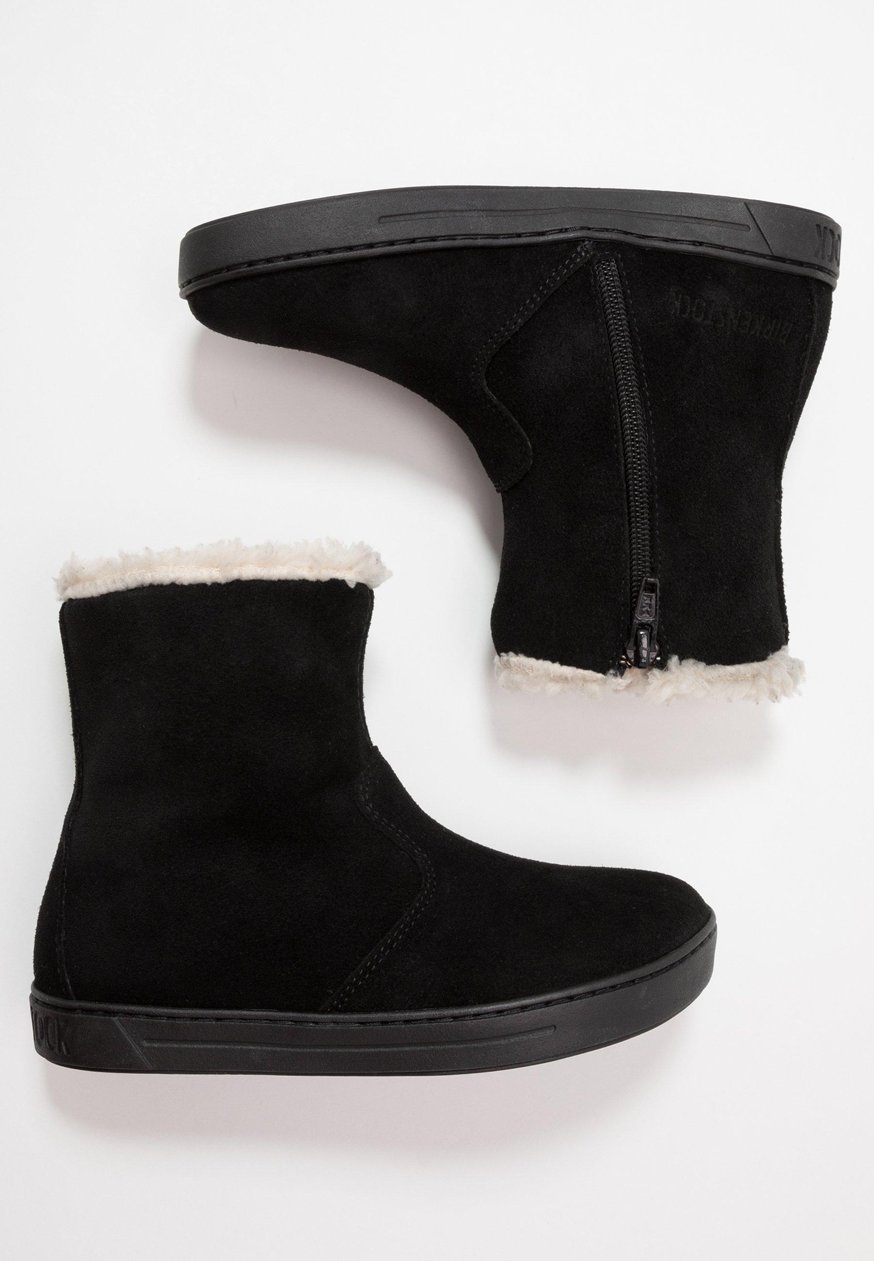 2013 Cheapest Birkenstock LILLE - Winter boots - black | kids shoes 2020 FXrKx