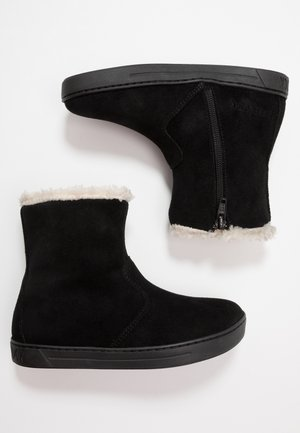 LILLE - Snowboot/Winterstiefel - black