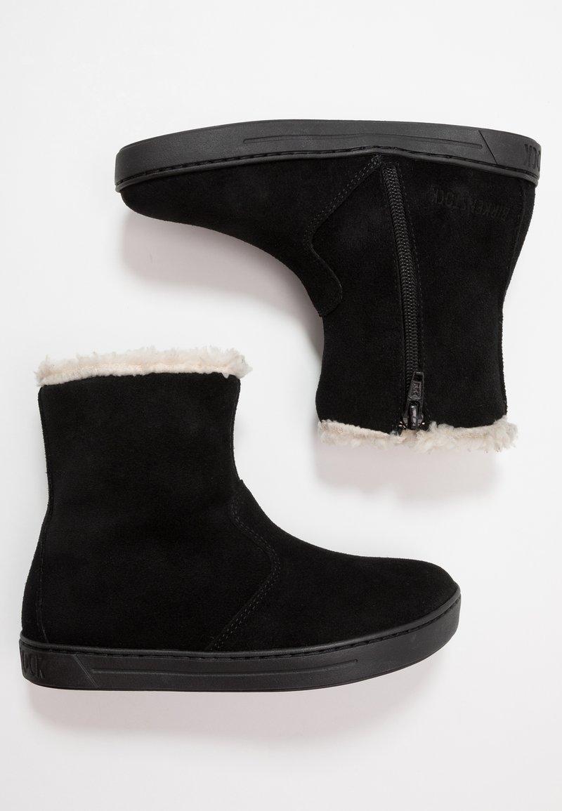 Birkenstock - LILLE - Zimní obuv - black