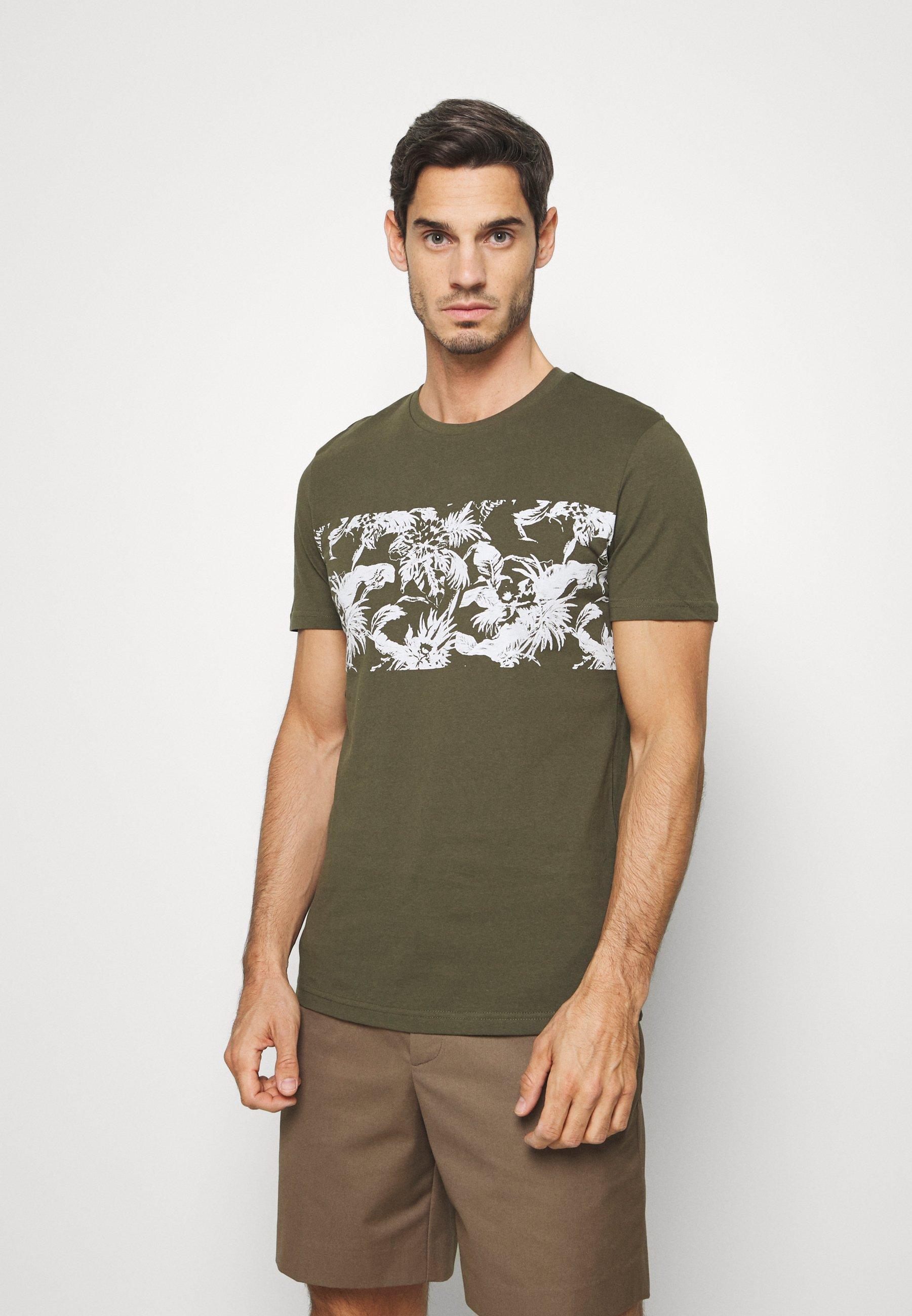 Homme T-shirt imprimé