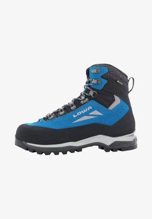 CEVEDALE EVO GTX - Hiking shoes - blue