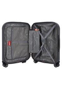 Hardware - Wheeled suitcase - steel grey - 5