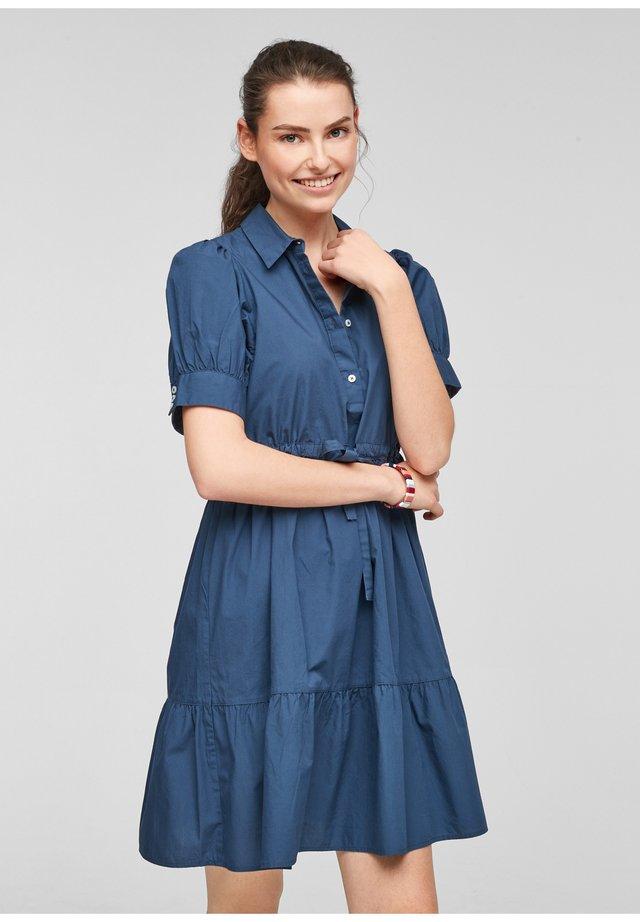 Blusenkleid - faded blue