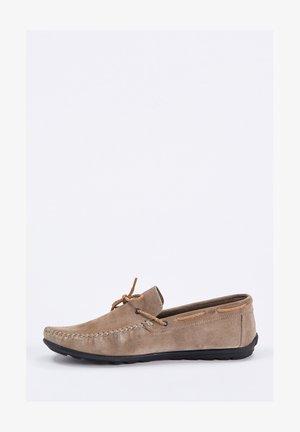 Bootschoenen - beige