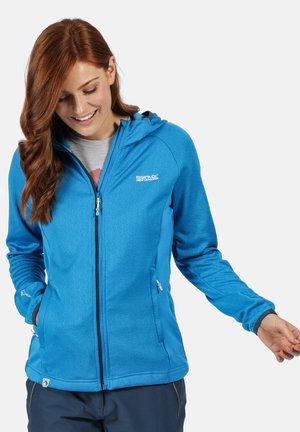 HELIO  - Fleece jacket - blue aster