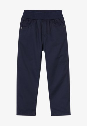 KIDS WARM LINED TROUSERS - Broek - nachtblau original