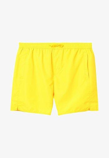 Swimming shorts - citrus yellow