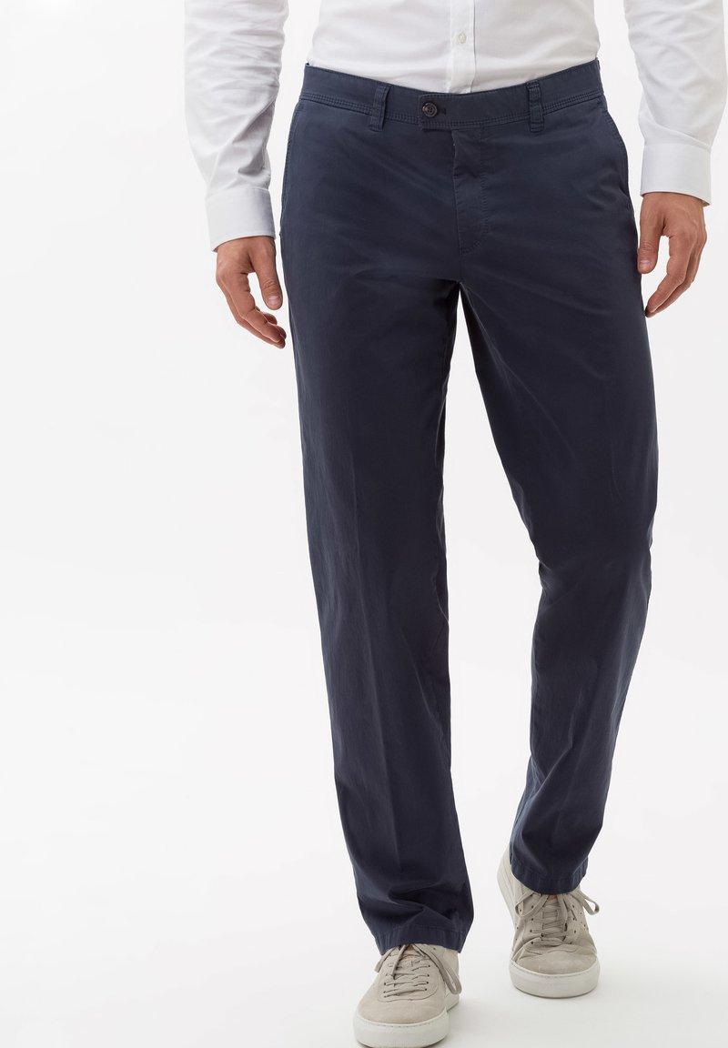BRAX - STYLE JIM S - CHINO - Trousers - navy