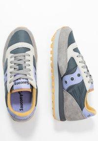Saucony - JAZZ O' - Sneaker low - wild dove/lilac - 3