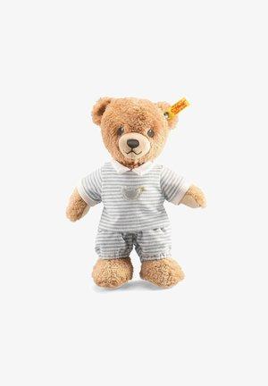 SCHLAF GUT BÄR - Cuddly toy - grau