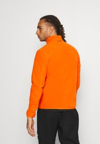 The North Face - M 100 GLACIER FULL ZIP - EU - Giacca in pile - flame - 2