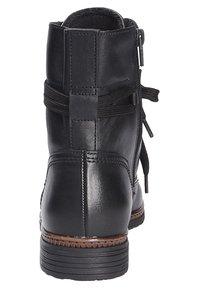 Gabor - Ankle boots - schwarzcognac (27) - 8
