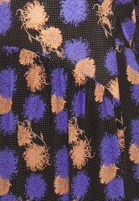 Hofmann Copenhagen - RIKA PRINT - Denní šaty - black - 2