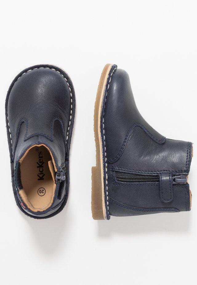 MAELIO - Kotníkové boty - navy