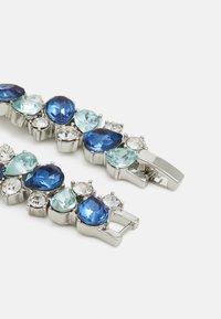 Pieces - PCLALLAH BRACELET  - Bracelet - silver colour/blue - 1