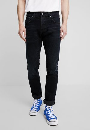 GRIM - Slim fit jeans - black edge