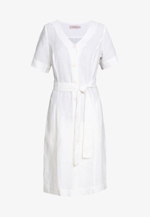 ESSENTIAL - Shirt dress - tofu