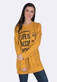 Felix Hardy - Sweatshirt - mustard - 3