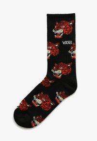 Vans - UA ROWAN CREW (6.5-9, 1PK) - Socks - black - 0