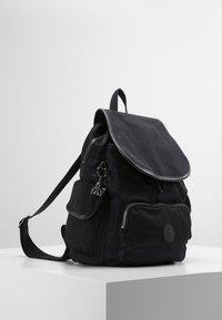Kipling - CITY PACK S - Rucksack - rich black - 4