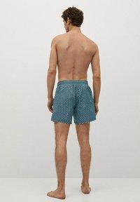 Mango - Swimming shorts - dunkles marineblau - 1