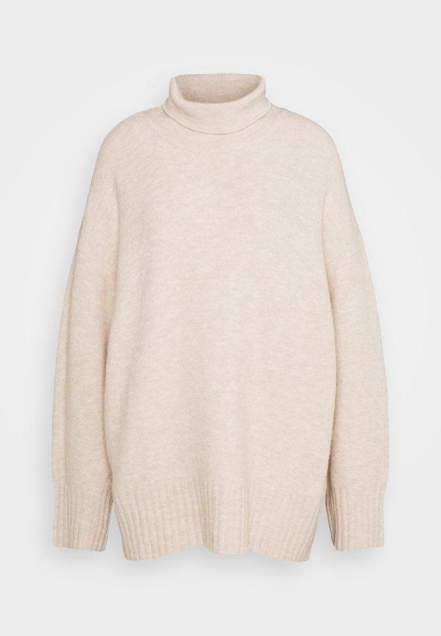 ISABEL JUMPER - Sweter - beige