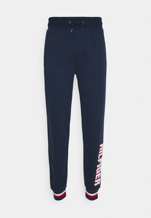 TRACK PANT - Pyjama bottoms - blue