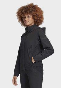 adidas Performance - TERREX AX - Waterproof jacket - black - 3