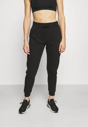 GRAPHIC PANT - Joggebukse - black