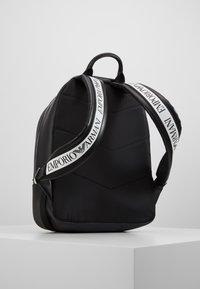 Emporio Armani - Reppu - black - 3