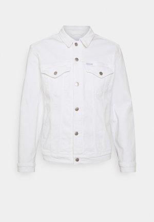REGULAR 90S JACKET - Denim jacket - white