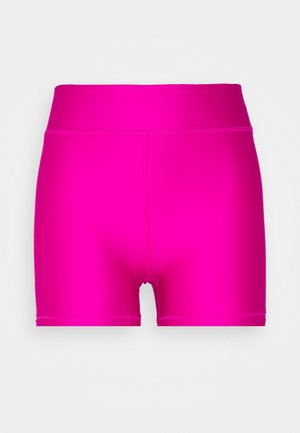 MID RISE SHORTY - Tights - meteor pink